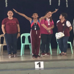 PCWHS Athletes excel in the Division Palaro 2019