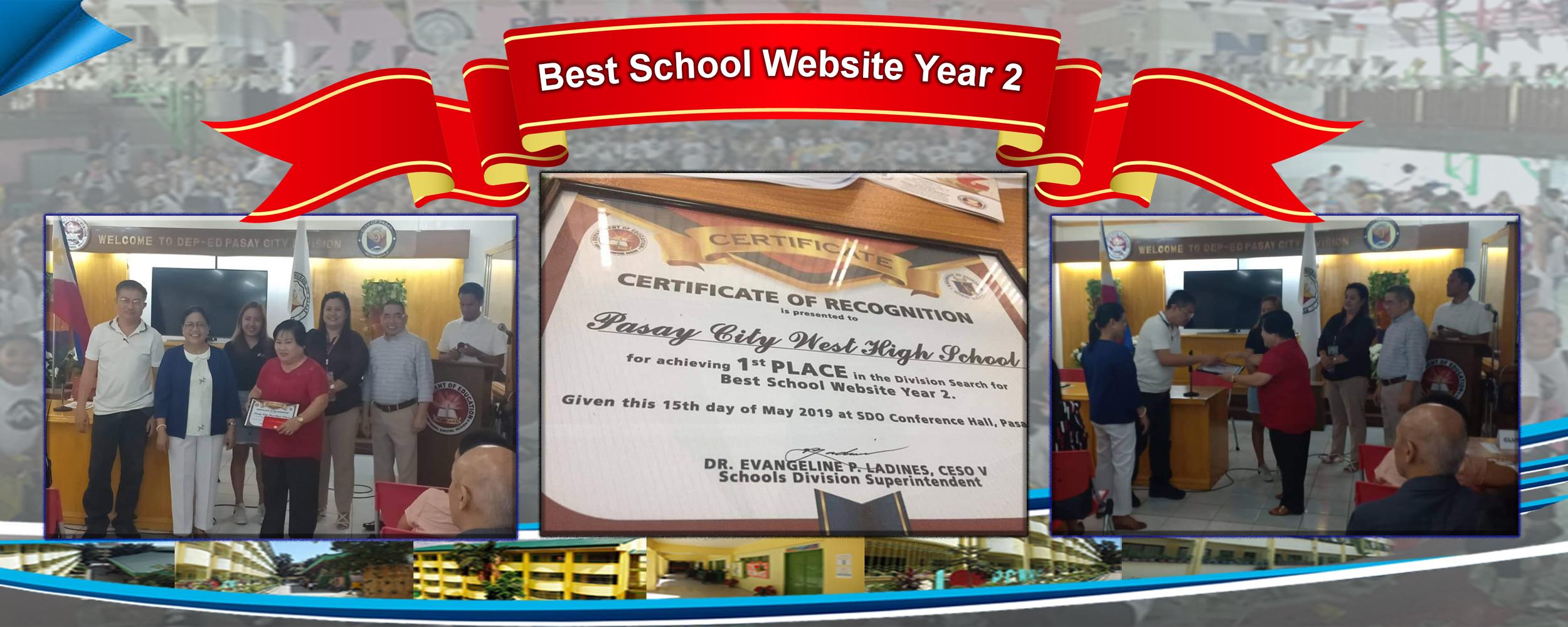 best school website