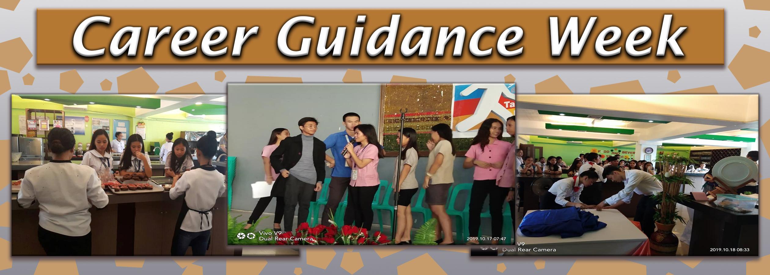 career guidance week